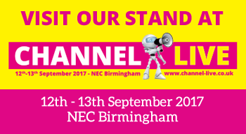 Channel Live Exhibitor Banner